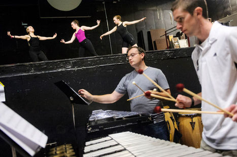 MU composers soundtrack upcoming Stephens dance concert - Columbia Daily Tribune | OffStage | Scoop.it