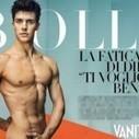 Roberto Bolle nudo su Vanity Fair | Attori Nudi | Scoop.it