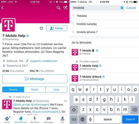Twitter : les nouveaux outils de relation clients disponibles pour toutes les marques - Blog du Modérateur | François MAGNAN  Formateur Consultant | Scoop.it