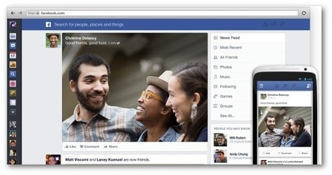 New Facebook News Feed: Brands Will Reach Fewer Users | The Perfect Storm Team | Scoop.it