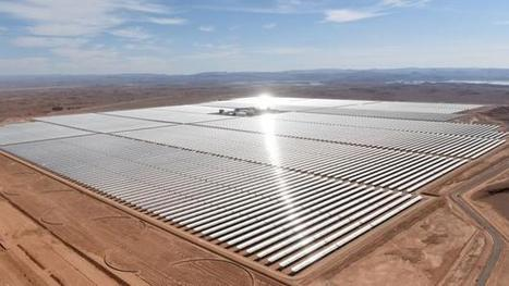 The colossal African solar farm that could power Europe | Peter Milsom's Change Delivery Consulting | Scoop.it