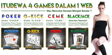 ituDewa.net Agen Judi Poker Domino QQ Ceme Online Indonesia ~ Magetan City Link | SeoNeo | Scoop.it