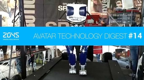 #14 Avatar Technology Digest / Nanorobots, Soft robots for microsurgery, Robot Durus etc - YouTube | leapmind | Scoop.it