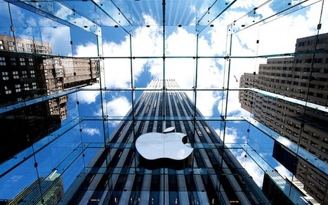 Apple Stores: The Most Profitable Retail In America [INFOGRAPHIC] | Online Business Guide | Scoop.it