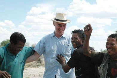 Le Botswana interdit l'entrée de l'avocat des Bushmen dans le pays | Shabba's news | Scoop.it