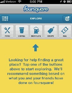 What the New Foursquare Says About Geo-Local's Future | Social Media Strategist | Scoop.it