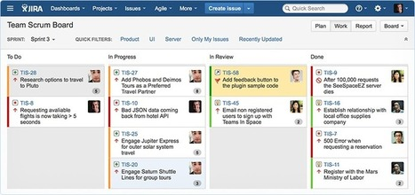 Project management software – is JIRA the one to know? | Software & web development | Scoop.it