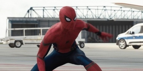 Watch Spider-Man Get Down Thanks To Tom Holland And Motion Capture - CINEMABLEND | Comic Book Trends | Scoop.it