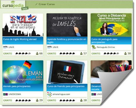 5 cursos gratuitos para aprender inglés, francés, alemán y portugués | Recursos para Francés | Scoop.it
