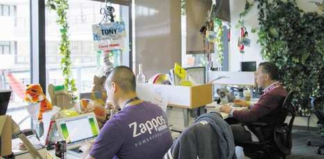 « No managers » : l'esprit Zappos | Management éthique - spirituel - humaniste - social - économique & Emergence | Scoop.it
