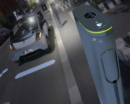La solution au casse-tête de la recharge de véhicule électrique | Énergie et + | Scoop.it