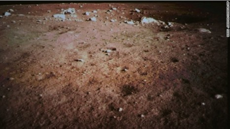 Chinese moon rover launched successfully | Geography Portfolio | Scoop.it