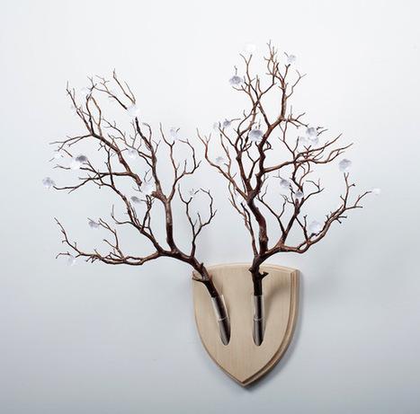 素雅清新又超有質感的「ELKEBANA」花器 | Art Installation | Scoop.it