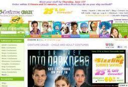 Costume Craze Coupon Codes and costumecraze.com special discount offers and deals | soft skill | Scoop.it