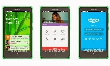 Nokia Normandy Dual-SIM Android Smartphonw Leaks Again - Software Don | Smartphones & Tablets | Scoop.it