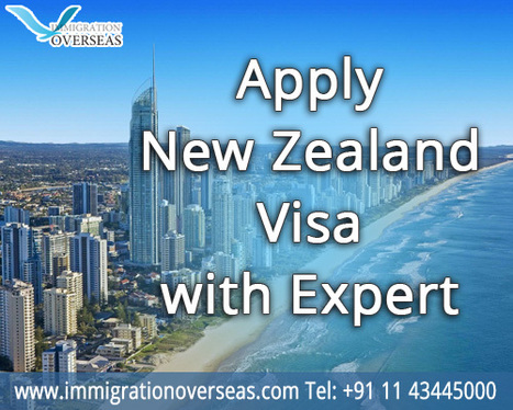 Finest New Zealand Visa from India with Experts | Immigration New Zealand | Scoop.it