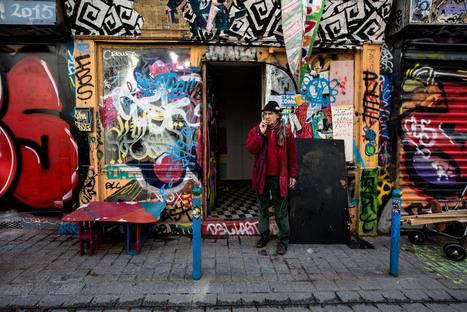 Dans le quartier parisien de Belleville, la rue Dénoyez PERD ses ARTISTES | Le BONHEUR comme indice d'épanouissement social et économique. | Scoop.it
