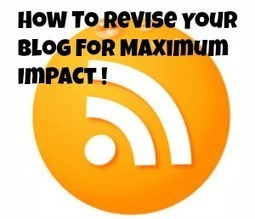 Blog Writing Tips - Why You Should Revise your Post | SEO, SMM | Scoop.it