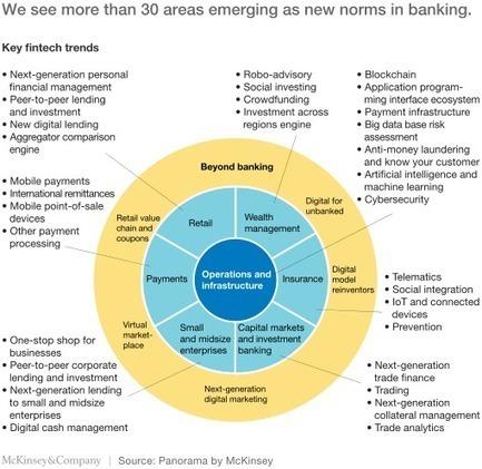 Bracing for seven critical changes as fintech matures   McKinsey & Company   Project Portfolio Management   Scoop.it