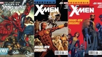I fumetti digitali della Marvel usciranno contemporaneamente alle versioni cartacee | DailyComics | Scoop.it