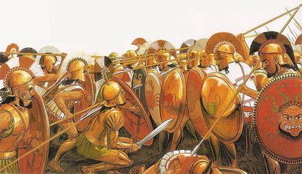 Tanagra, el primer enfrentamiento entre Atenas y Esparta. (Primera Parte)   LVDVS CHIRONIS 3.0   Scoop.it