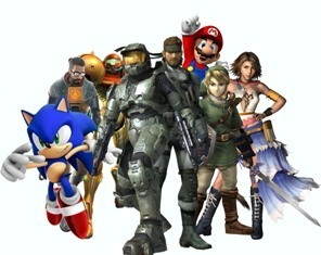 Favourite Characters from Computer Games   ZZrNS Webwork   Scoop.it