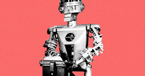Why Robot Journalism Is Great for Journalists | leapmind | Scoop.it