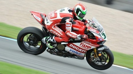 Top 5 results for Ducati Superbike Team in UK | Ductalk Ducati News | Scoop.it