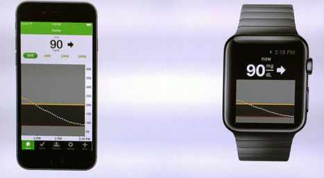 The Apple Watch Will Bring Glucose Tracking to Your Wrist | Apple in Business | Scoop.it