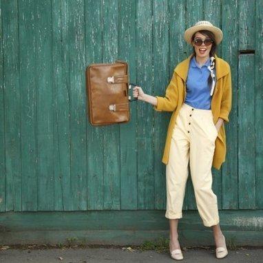 Bien choisir son chapeau selon sa morphologie - Avantages | Des femmes à notre image | Scoop.it