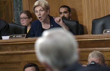 (1) Even Elizabeth Warren's fury can't shame America's CEOs ‹ Reader — WordPress.com | School Leadership, Leadership, in General, Tools and Resources, Advice and humor | Scoop.it