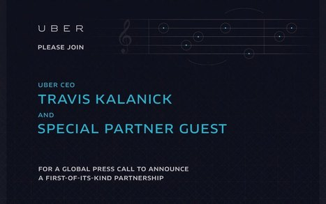 Uber Integrates With Spotify To Let Passengers Become BackseatDJs | audio branding | Scoop.it