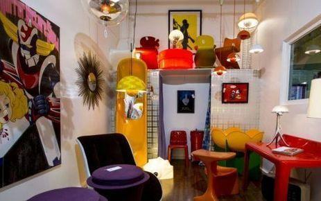 Brocante yé-yé et seventies à La foire de chatou ! C'est pop ! | Velvet Galerie | Scoop.it