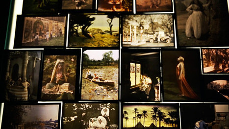 Take A Peek Inside National Geographic's Giant Vintage Photo Archive - Gizmodo Australia | The Information Professional | Scoop.it