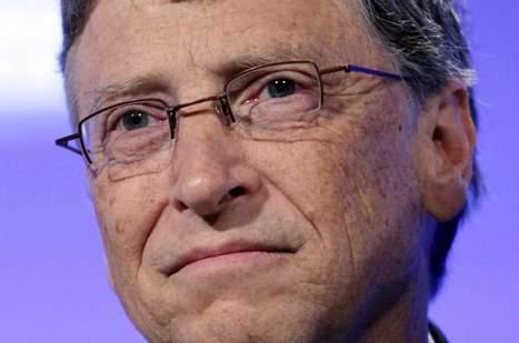 Bill Gates s'en va, Satya Nadella arrive : une nouvelle ère s'ouvre ... - Les Échos | La relation client dans les nuages | Scoop.it