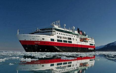 Hurtigruten veut promouvoir une propulsion propre en zone polaire | Hurtigruten Arctique Antarctique | Scoop.it
