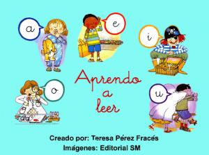 Practicar la lectura | Blog de 1º de E.P. Colegio Vedruna (Pamplona) | Primeros lectores... | Scoop.it
