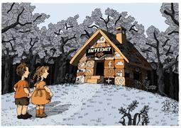 Des contes revisités pour sensibiliser les enfants aux problématiques d'Internet | Web2.0 et langues | Scoop.it