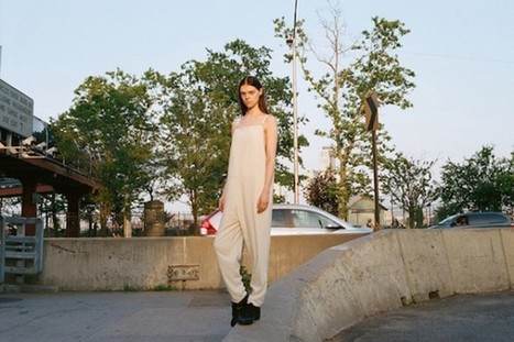 We Are Selecters · Base Range SS15 - Sustainable Modern Basics | My Fashion Selection | Scoop.it