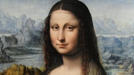 Desvelan el misterio de la sonrisa de la Mona Lisa | Conocer el Arte | Scoop.it