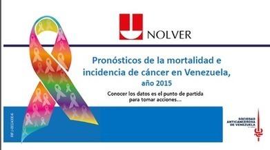 Presentaron estudio de incidencia y mortalidad del cáncer en Venezuela   Salud Publica   Scoop.it