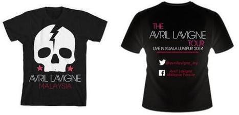 2nd Design by OFFICIALMF   MY PAGE : Avril Lavigne Malaysia Fansite (OFFICIALMF)   Scoop.it