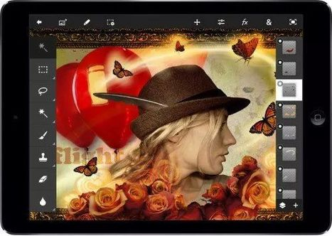 15 Best Drawing Apps on iPad for Kids and Grownups | Recursos Online | Scoop.it