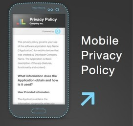 Open source mobile privacy policy + new docs for creatives & startups | Linux A Future | Scoop.it