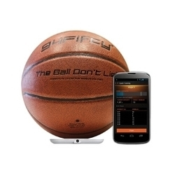The Stat-Collecting Ball: InfoMotion 94Fifty Basketball – MJ Approved | 94Fifty Articles in the Press | Scoop.it