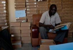 South Sudan archivists launch battle against termites, rats, time - Middle East Online | The Information Professional | Scoop.it