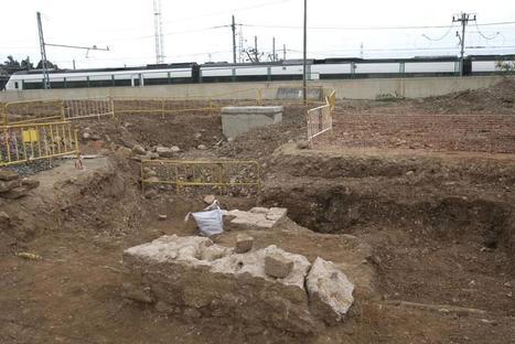 Los restos de Sagunt, ¿una necrópolis o una villa rústica romana? | TABELLAE MAGISTRI | Scoop.it