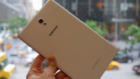New Samsung Galaxy Tab S 8.4 Review 2014 | News Trend Smartphone | News Trend Smartphone | Scoop.it
