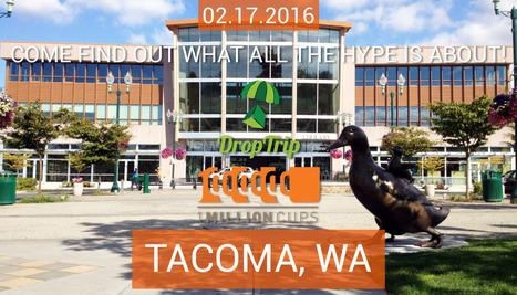 Tacoma, WA Event for Entrepreneurs | 1MillionCups.com | DropTrip - Shipping Reimagined | Scoop.it