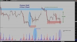 Trader Dan's Market Views: I suspect the Fed would not welcome a gold price that is significantly lower than current levels | Gold and What Moves it. | Scoop.it
